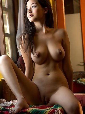 Eden Arya has a beautiful body and huge boobs